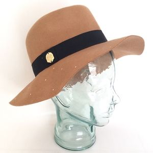 Vince Camuto Embellished Wool Hat